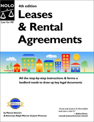 9780873379410: Leases & Rental Agreements