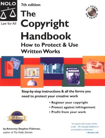 9780873379748: The Copyright Handbook: How to Protect and Use Written Words