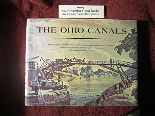 9780873380553: The Ohio canals