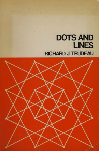 9780873381901: Dots and lines [Paperback] by Trudeau, Richard J