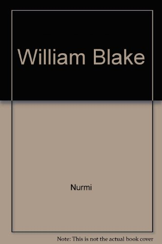 9780873381925: William Blake
