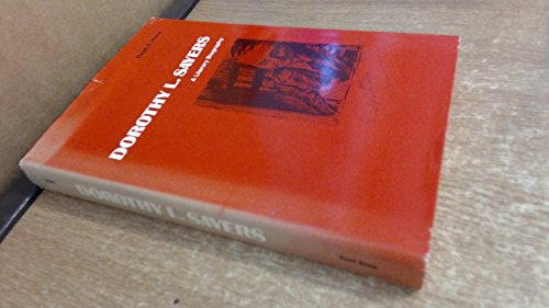 Dorothy L. Sayers: A Literary Biography: Hone, Ralph E.