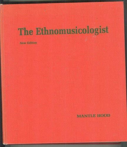 9780873382809: The Ethnomusicologist