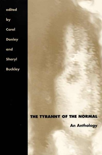 9780873385350: The Tyranny of the Normal: An Anthology (Literature & Medicine)