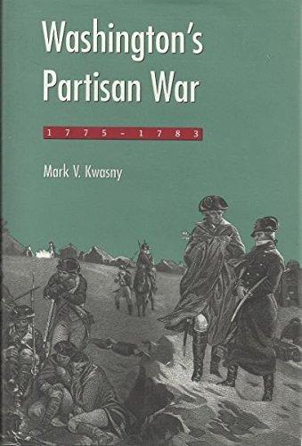 9780873385466: Washington's Partisan War, 1775-1783