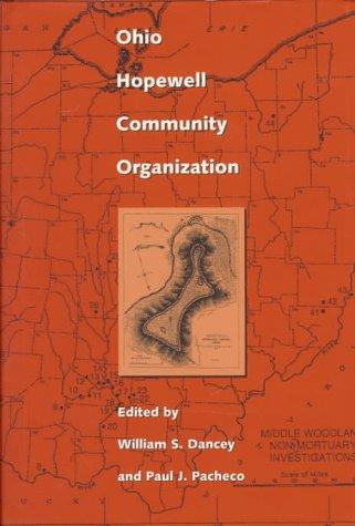 9780873385619: Ohio Hopewell: Community Organization