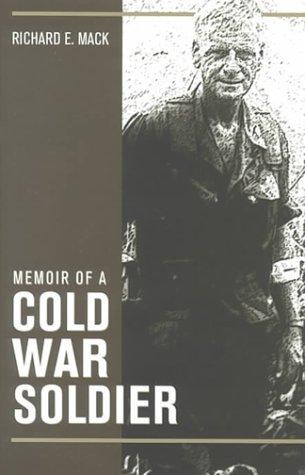 9780873386753: Memoir of a Cold War Soldier