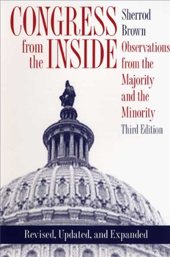9780873386760: Congress from the Inside: Observations from the Majority and the Minority