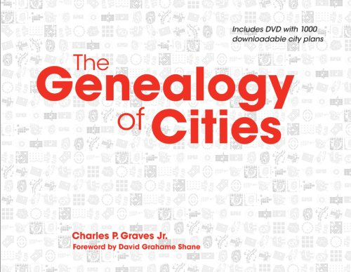 The Genealogy of Cities (Hardback): Charles P. Graves