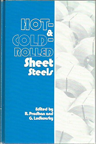 9780873390699: Hot and Cold Rolled Sheet Steels