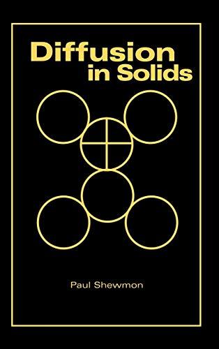 Diffusion in Solids (Hardback): Paul G. Shewmon