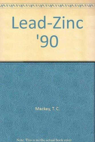 9780873391115: Lead-Zinc '90