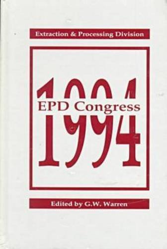 Epd Congress, 1994: Tms