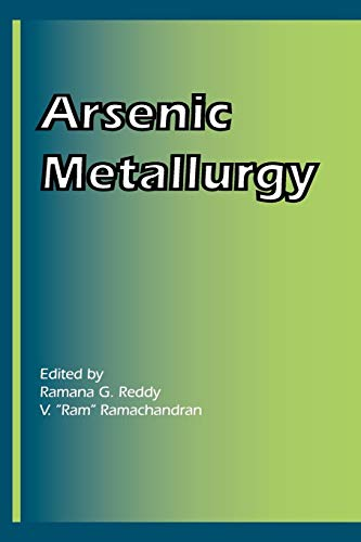 9780873395854: Arsenic Metallurgy
