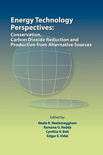 9780873397339: Energy Technology Perspectives: Conservation, Carbon Dioxide Reduction and Production From Alternative Sources