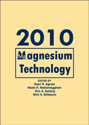 9780873397469: Magnesium Technology 2010: Proceedings of a Symposium Sponsored by the Magnesium Committee of the Light Metals Division of TMS