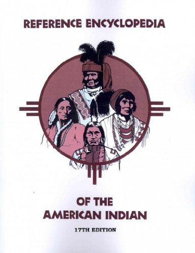 9780873400213: Reference Encyclopedia of the American Indian