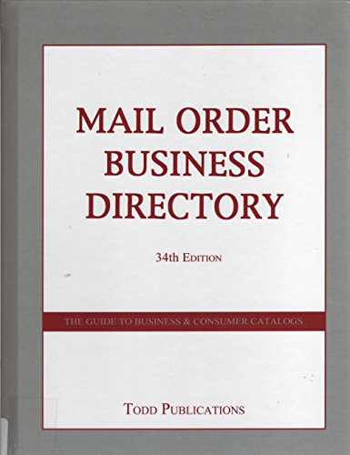 9780873400343: Mail Order Business Directory