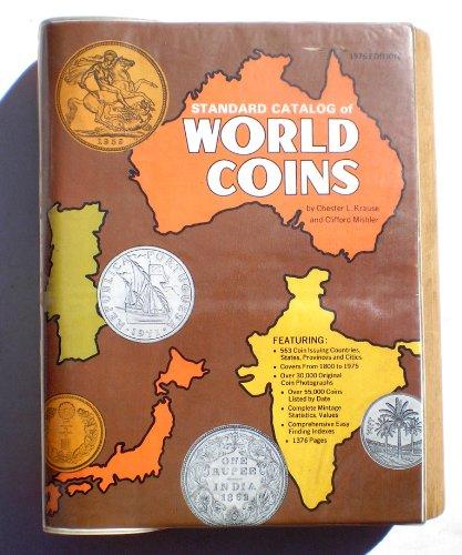 Standard catalog of world coins: Chester L. Krause, Clifford Mishler