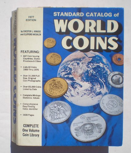 9780873410120: Standard Catalog Of World Coins