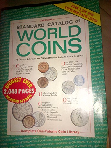 9780873410441: Standard Catalog of World Coins