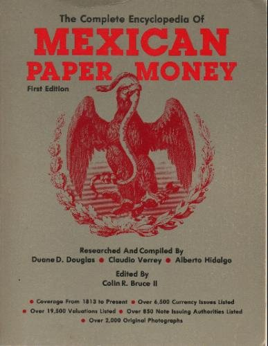 9780873410663: Mexican paper money