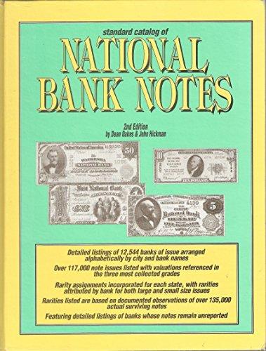 9780873411226: Standard Catalog of National Bank Notes