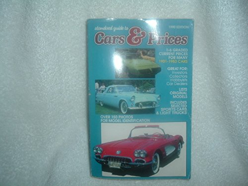 9780873411301: 1990 Standard Guide to Cars and Prices
