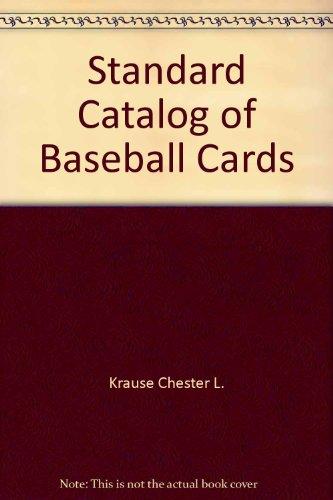9780873411387: Standard Catalog of Baseball Cards