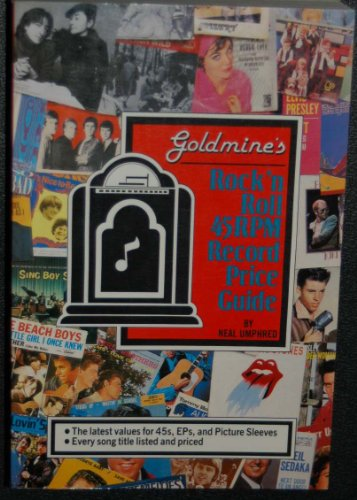 9780873411455: Goldmine's Rock 'n' Roll 45 RPM Record Price Guide