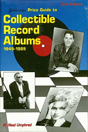 Goldmine's Price Guide to Collectible Record Albums: Neal Umphred