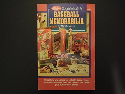 9780873411905: Complete Guide to Baseball Memorabilia