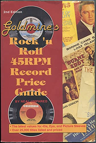 9780873412025: Goldmine's Rock 'n' Roll 45 RPM Record Price Guide