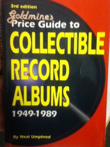 Goldmine's Price Guide to Collectible Record Albums,