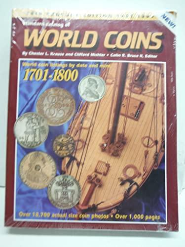 9780873412605: Standard Catalog of World Coins Eighteenth Century 1701-1800