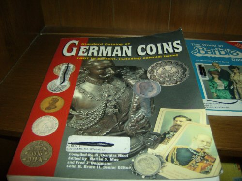 9780873412728: Standard Catalog of German Coins, 1601-Present