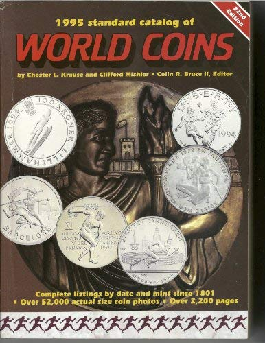 9780873412810: 1995 Standard Catalog of World Coins