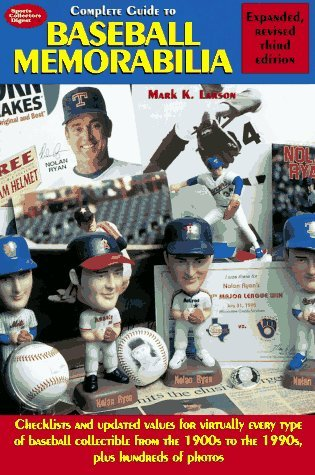 9780873413176: The Complete Guide to Baseball Memorabilia