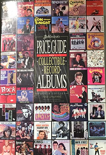 Goldmine's Price Guide to Collectible Record Albums: Umphred, Neal