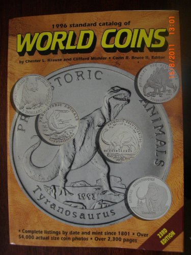 9780873413572: Standard Catalog of World Coins/1996