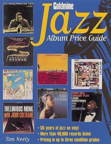 9780873413848: Goldmine Jazz Album Price Guide