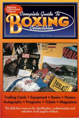 9780873413916: Complete Guide to Boxing Collectibles