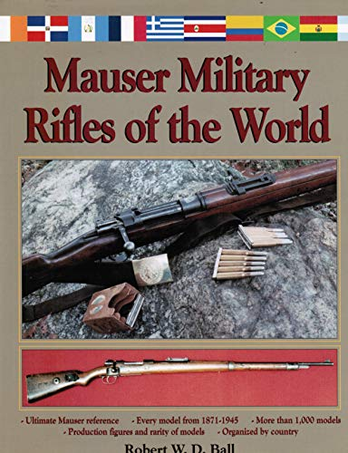 9780873413954: Mauser Military Rifles of the World