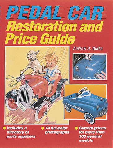 9780873414050: Pedal Car: Restoration and Price Guide