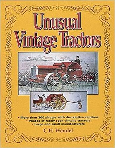 9780873414104: Unusual Vintage Tractors