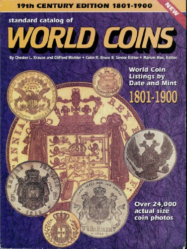 9780873414272: Standard Catalog of World Coins 1801-1900
