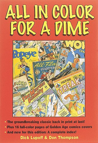 9780873414982: All in Color for a Dime