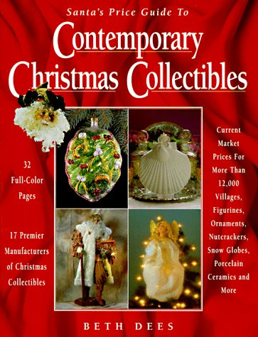 9780873415286: Santa's Price Guide to Contemporary Christmas Collectibles