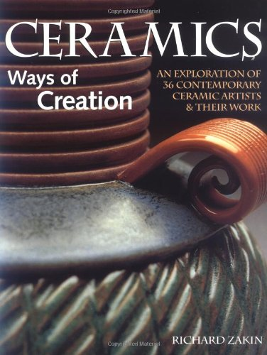 9780873416108: Ceramics: Ways of Creation : An Exploration of 36 Contemporary Ceramic Artists & Their Work