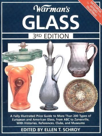 9780873416122: Warman's Glass (3rd ed)